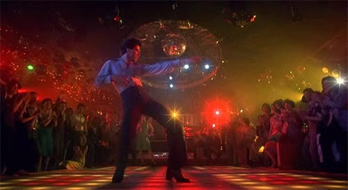 Watch and share Saturday Night Fever GIFs on Gfycat
