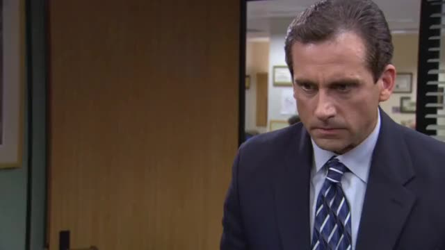 Watch and share Dunder Mifflin GIFs and Dwight Schrute GIFs by holylordbuddha on Gfycat