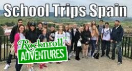 Watch and share School Trips Spain GIFs by RocknRoll Adventures Ltd on Gfycat