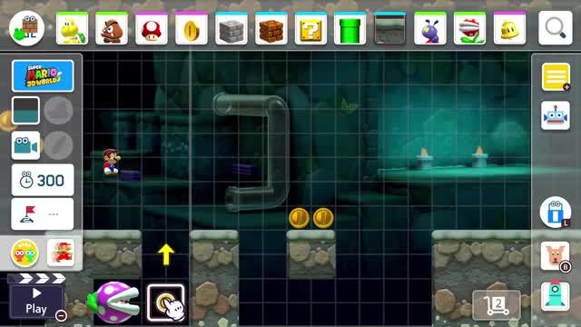 Super Mario Maker 2 Invitational 2019 Finals GIF | Find