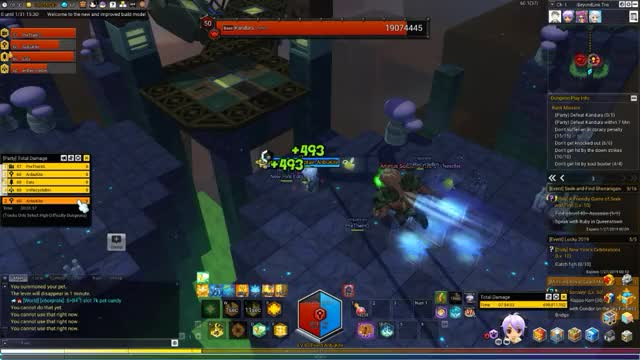 Watch and share Maplestory2 GIFs on Gfycat