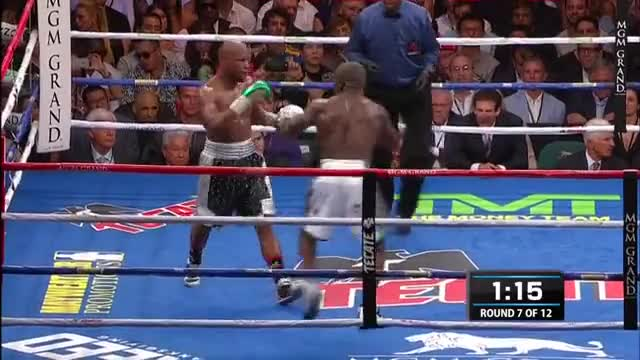Floyd Mayweather Vs Andre Berto (#49) - Video Dailymotion