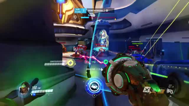 Watch this GIF by Xbox DVR (@xboxdvr) on Gfycat. Discover more Domekak, OverwatchOriginsEdition, xbox, xbox dvr, xbox one GIFs on Gfycat