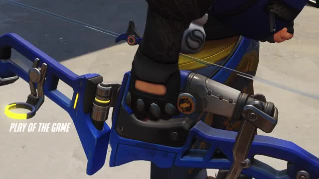 Watch and share Hanzo Doing Hanzo Things... GIFs by Oversized Shady on Gfycat