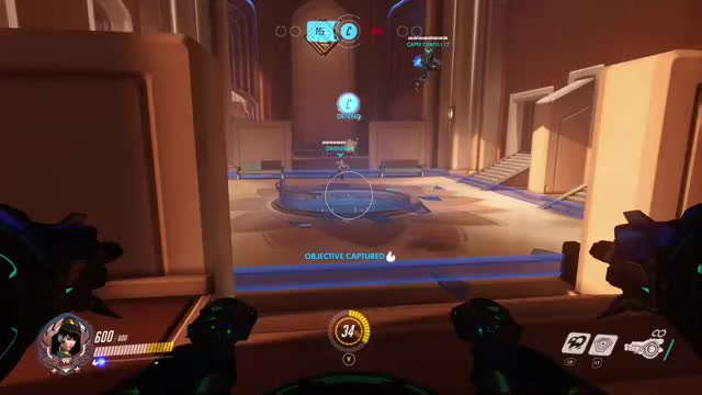 Watch Protect Your Mercy GIF by xboxdvr on Gfycat. Discover more OverwatchOriginsEdition, YTSupahFly, xbox, xbox dvr, xbox one GIFs on Gfycat