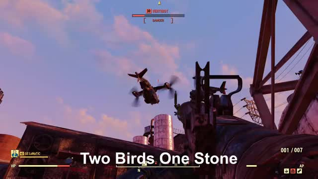 Watch and share Geordie Boy 84 GIFs and Fallout76 GIFs by Gamer DVR on Gfycat