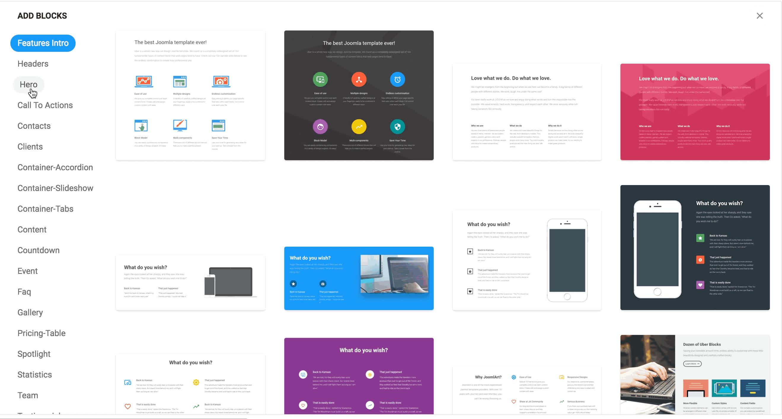 web_design, webdev, Premade Block Content GIFs