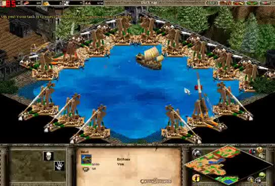 Watch and share Age Of Empires II: This Is A Terrible Idea GIFs on Gfycat