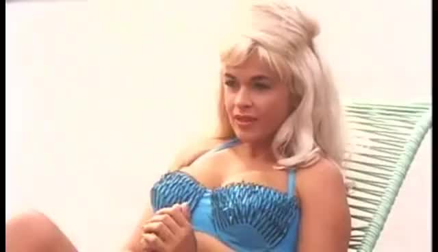 Rare Jayne Mansfield Lost Film 1964 Primitive Love