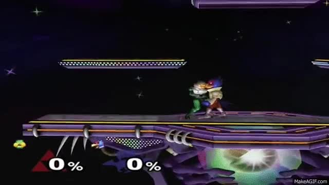 Watch and share Melee Impossible - The Combo Video GIFs on Gfycat