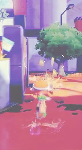 "Watch "" His little princess "" "" His little princess "" "" His little GIF on Gfycat. Discover more blue and orange, edit, gaming edit, gamingedit, inkling, orange and blue, splatoon, splatoonedit GIFs on Gfycat"