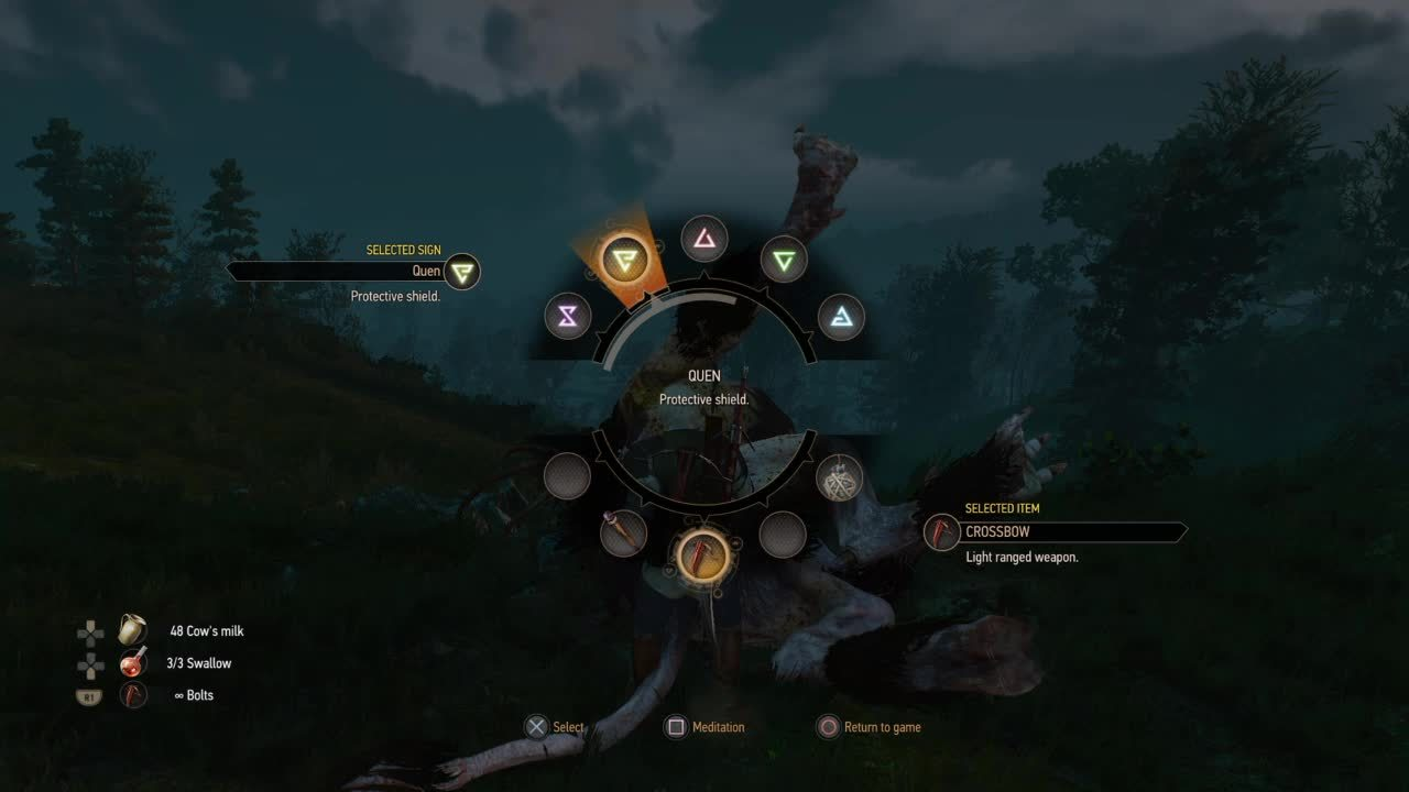 Witcher Glitch Gifs Search | Search & Share on Homdor