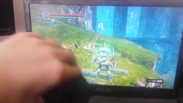 Watch Gyro experiments GIF on Gfycat. Discover more dark souls, gaming, steam controller GIFs on Gfycat