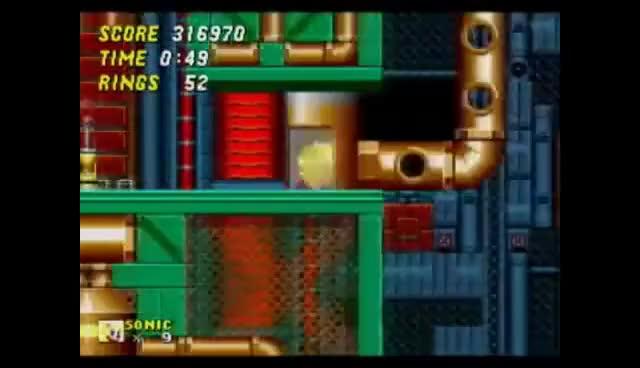 Watch Super Glitch GIF on Gfycat. Discover more sonic 2, sonic the hedgehog, sonic the hedgehog 2 GIFs on Gfycat