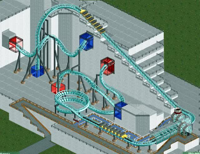 Openrct2 GIF | Find, Make & Share Gfycat GIFs
