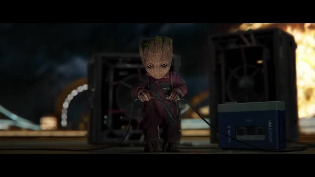 Baby Groot is Marvel's cutest and most mysterious new