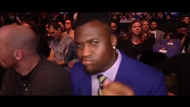 Watch and share Francis Ngannou: Black Panther Promo GIFs on Gfycat