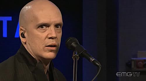 "Watch dantethedeceiver: "" Devin Townsend "" GIF on Gfycat. Discover more related GIFs on Gfycat"