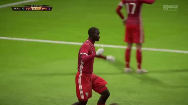 Watch Celebration GIF by Gamer DVR (@xboxdvr) on Gfycat. Discover more FIFA18, MEGA CHANDZZ, xbox, xbox dvr, xbox one GIFs on Gfycat