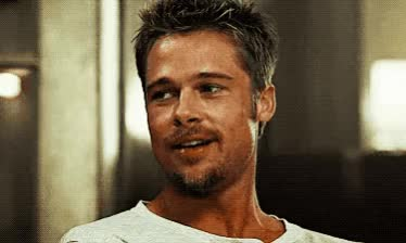 Watch and share Brad Pitt GIFs by Reactions on Gfycat