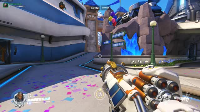Watch and share Overwatch GIFs and Soldier GIFs by hawaiian_spawn on Gfycat