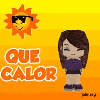 Watch and share Que Calor! GIFs on Gfycat