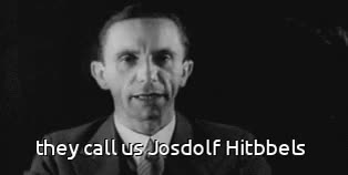 Watch Xylophoneuniverse GIF on Gfycat. Discover more adolf hitler, josdolf hitbbels, joseph goebbels, my gifs, nazi germany, third reich GIFs on Gfycat
