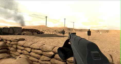 Watch and share [Onward] The Tactical Way Of Reloading An AK-47 • R/GamePhysics GIFs on Gfycat