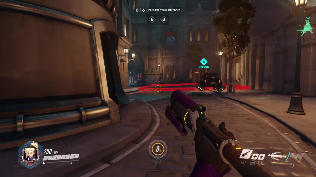 Overwatch, askscience, Fareeha needs to learn how to calm the fuck down. (reddit) GIFs