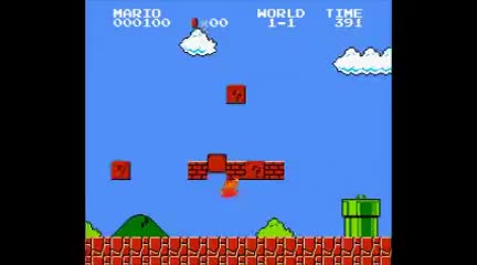 Watch and share Mario Eats A Super Mushroom GIFs on Gfycat