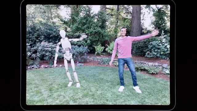 ARKit To Get People Occlusion, Body Tracking, Easy To Use Framework