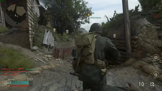 Watch Call of Duty WWII 2018.06.23 - 12.25.44.06.DVR GIF on Gfycat. Discover more callofdutywwii GIFs on Gfycat