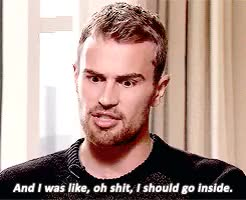 Watch and share Theo James GIFs and Theoedit GIFs on Gfycat