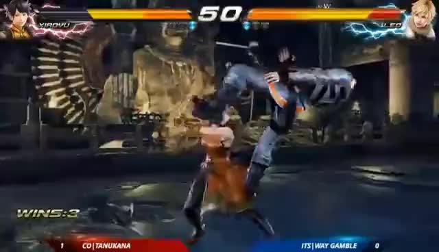 TANUKANA @ Final Round 20 | Tanukana [Xiaoyu] vs. WayGamble [Leo] (3/10/17)