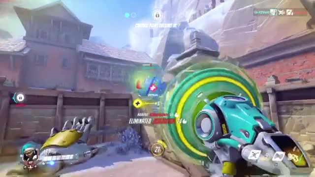 Watch Godspeed... GIF on Gfycat. Discover more overwatch, ps4share, sony interactive entertainment GIFs on Gfycat
