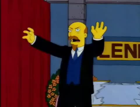 Watch The Simpsons must crush capitalism GIF on Gfycat. Discover more related GIFs on Gfycat