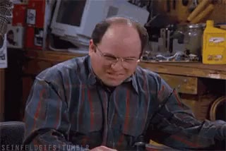 Watch and share George Costanza GIFs and Serenity Now GIFs on Gfycat