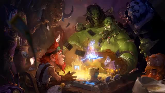 Watch Hearthstone: Heroes of Warcraft Cinematic GIF by @nexxgen on Gfycat. Discover more blizzard, hearthstone, heroes of warcraft GIFs on Gfycat