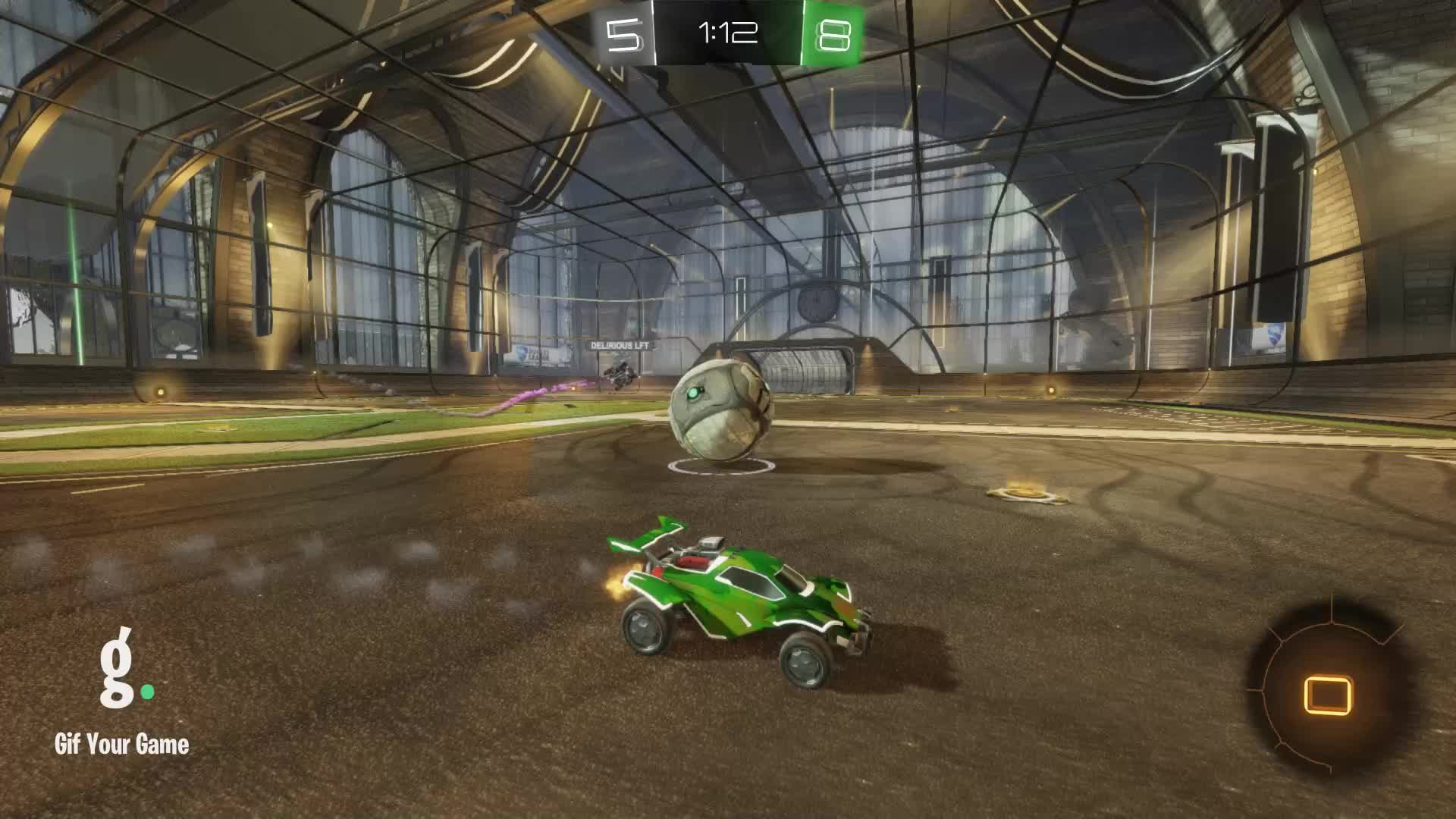 Gif Your Game, GifYourGame, Goal, Linux Cow | Ceiling shots only?, Rocket League, RocketLeague, Goal 14: Linux Cow | Ceiling shots only? GIFs
