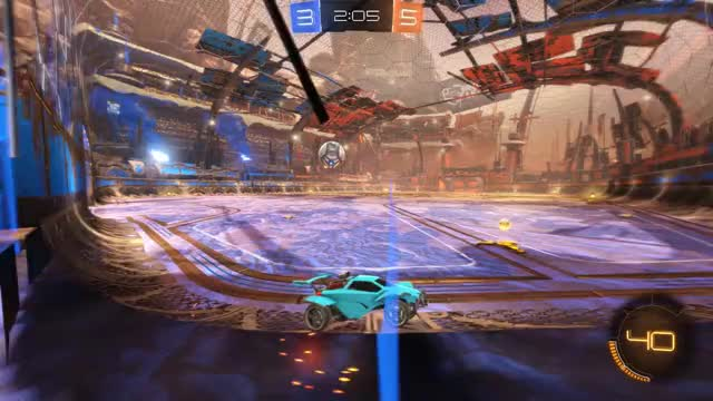 Watch Goal 9: lvl 99 magikarp GIF by Gif Your Game (@gifyourgame) on Gfycat. Discover more Gif Your Game, GifYourGame, Goal, Rocket League, RocketLeague, lvl 99 magikarp GIFs on Gfycat