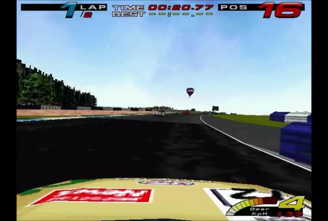 Watch TOCA (1997) GIF by Fedor Sivov (@fedorsivov) on Gfycat. Discover more toca, toca race driver, toca touring car championship GIFs on Gfycat