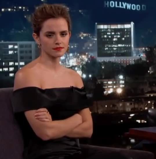 Watch and share Emma Watson GIFs and Laugh GIFs by shapesus on Gfycat