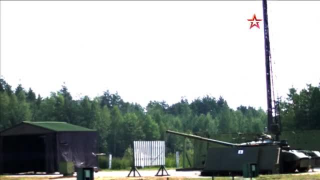 Watch and share «Арена» Уничтожает Вражеский Снаряд: Активная Защита Т-90 В Действии GIFs by dmetropolitain on Gfycat