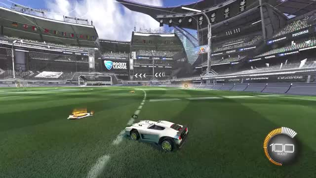 Watch and share Long Dash Chain GIFs and Rocket League GIFs by toimen on Gfycat