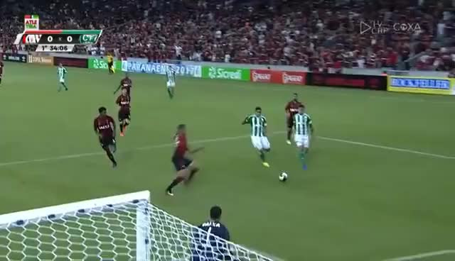 Watch ATLETIBA - Atlético x Coritiba - Campeonato Paranaense (01/03/2017) GIF on Gfycat. Discover more related GIFs on Gfycat