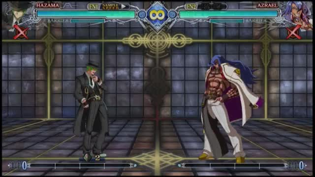 Watch BBCF: Hazama Hard Trial 2 GIF by snuffychris605 (@snuffychris605) on Gfycat. Discover more related GIFs on Gfycat