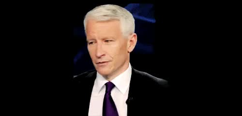 Watch and share Anderson Cooper GIFs and Shakemyhead GIFs by Reactions on Gfycat