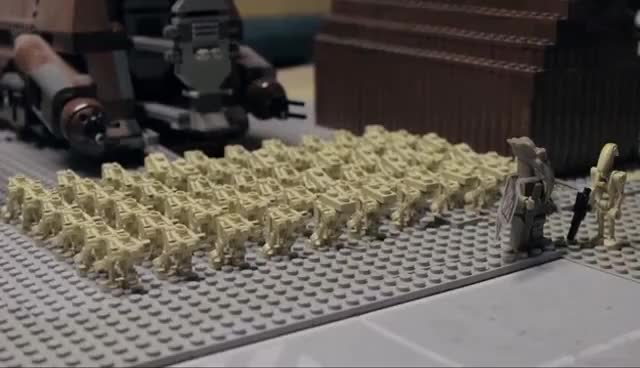 Watch and share Toy Warfare Stopmotion GIFs on Gfycat