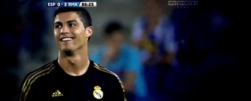 Watch and share Cristiano Ronaldo GIFs on Gfycat
