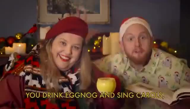 Watch Aussie Christmas Carol GIF on Gfycat. Discover more related GIFs on Gfycat